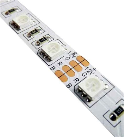 led rgb light strips rgb led