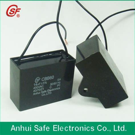 ac fan capacitor cost ac fan capacitor cbb61 csf saifu china manufacturer other electrical electronic