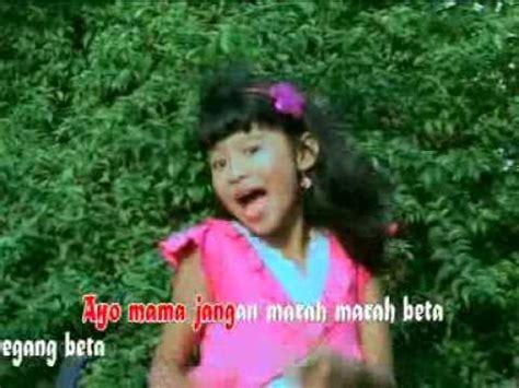 lagu anak indonesia lagu anak indonesia ayo mama youtube