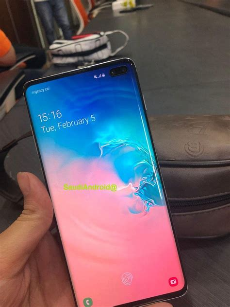 6 Samsung Galaxy S10 Plus by Samsung Galaxy S10 Rumors And Facts Feb 20 Launch Galaxy Buds Wi Fi 6 5g Foldable Display