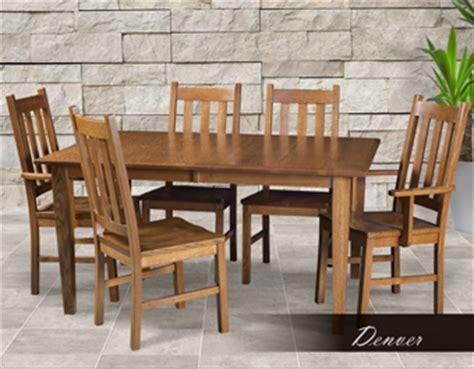 dining room furniture denver denver dining room set amish furniture factory