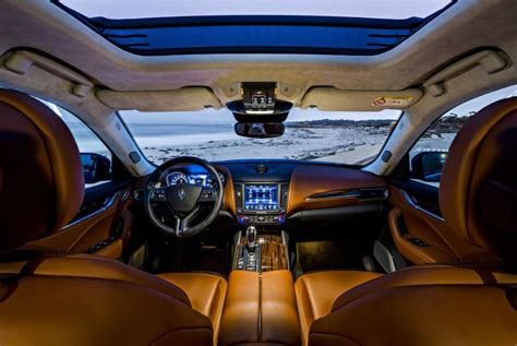Maserati Truck Interior Imgkid Com The Image Kid