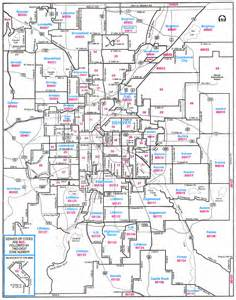 Denver Zip Codes Map by Denver Colorado Zip Codes Map See Map Details From Www