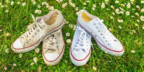 how to remove stains from white shoes how to remove yellow stains from white shoes in 5 easy steps