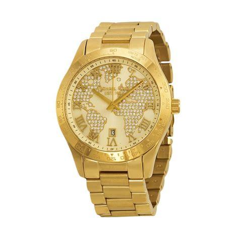 Daftar Harga Jam Tangan Michael Kors jual michael kors mk5959 original jam tangan wanita gold