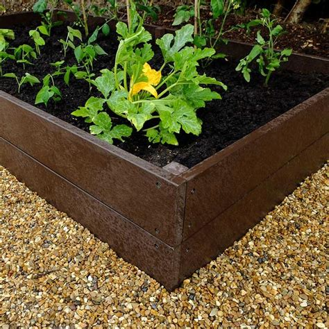 plastic raised garden beds plastic raised garden beds 28 images plastic recycled