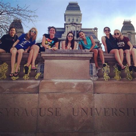 Syracuse Mba Deadlines by Syracuse Photo Tour