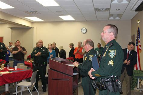 Flagler County Sheriff Office by Sgt Buren Is Flagler County Deputy Of The Year