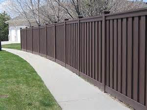 our products vinyl cedar and composite fencing