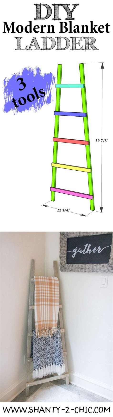 blanket ladder diy for flat pinterest pinterest the world s catalog of ideas