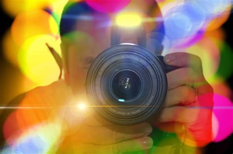 color in photography free images horizon light bokeh sunlight air
