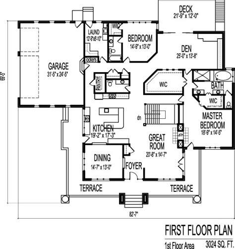 single level home plans single level house plans one level duplex house plans