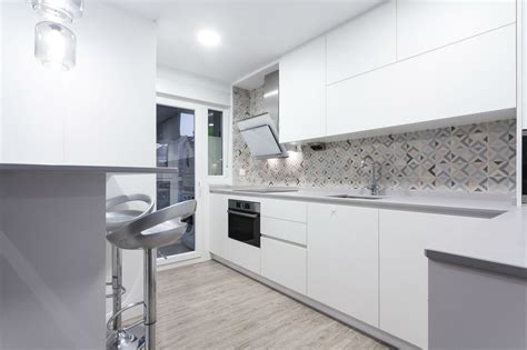 muebles en galdakao reforma integral en galdakao de cocina ba 241 o y pasillo