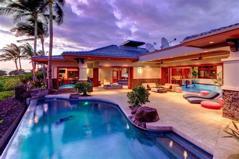picture hawaii homes