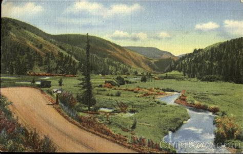 New Mexico Restaurant Gift Card - red river valley scenic nm