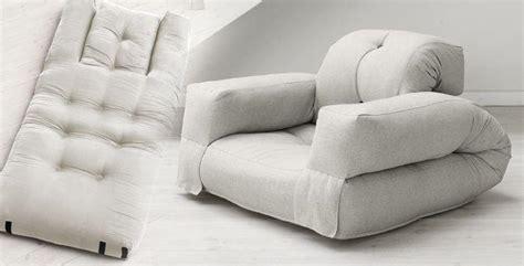 Futon Confortable by Hippo Le Fauteuil Futon Convertible En Lit D Appoint