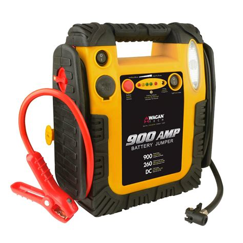 battery boosters chargers best jump starter portable jump starter reviewed