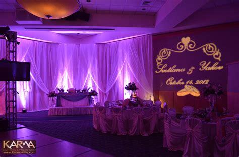 wedding dance floor lighting floor lighting for weddings lilianduval