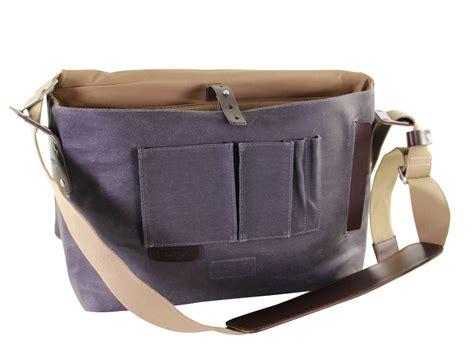 Tas Hoozler Muscular Bag Canvas Grey barbican shoulder bag canvas grey bicyclecomfort