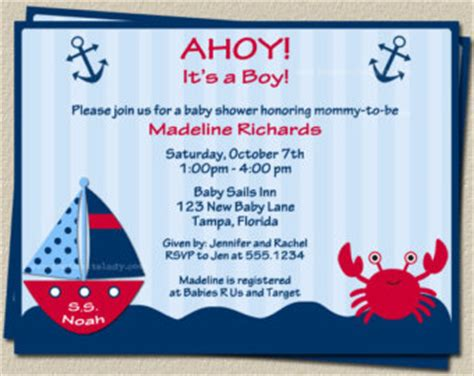nautical baby shower invitations templates 9 best images of nautical whale free printable templates