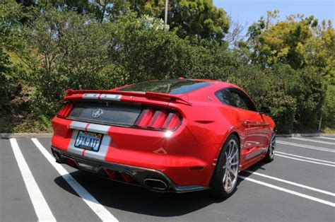 look at the 650hp 2015 shelby gt s550 mustang