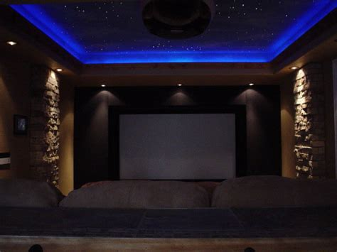 theater ceiling lights top tips for home theater lighting birddog lighting
