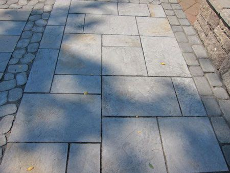 sted concrete patio price installed 51 best images about bluestone on walkways