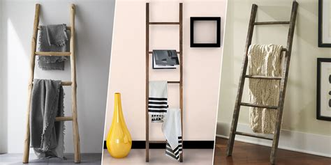 Decorative Ladder For Blankets by 2017 S Best Blanket Ladders For Throws Display Blankets