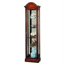 gilmore traditional display curio cabinet 680145