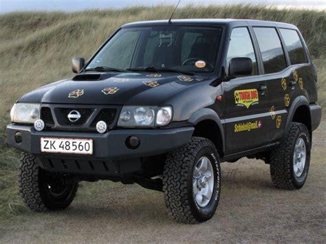 Nissan Terrano Off Road Ability