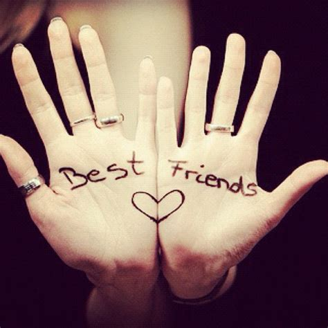 why a bff is awesome cus
