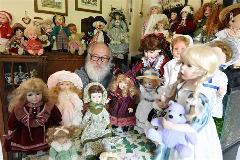 haunted doll collector doll house of horrors s haunted charity shop dolls