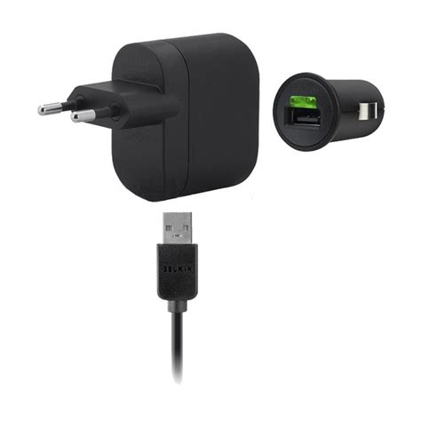 Touch Screen Lg D325 Ori Black And White L70 Dual 3 in 1 charging kit for lg l70 dual d325 with wall charger