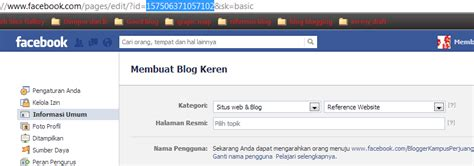 membuat blog fb cara membuat facebook like di blog like box fb