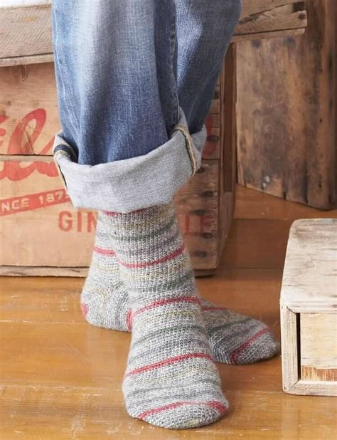 Pattern Toe Up Socks | 4 awesome crochet sock patterns patons toe up socks this