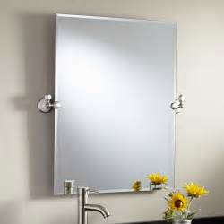 tilt mirror bathroom 32 quot adelaide rectangular tilting mirror bathroom mirrors