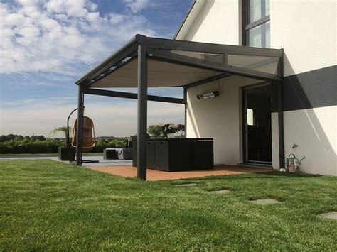 Aluminium Terrassendach by Easy Terrassendach Ihr Neues Terrassendach Aus Aluminium