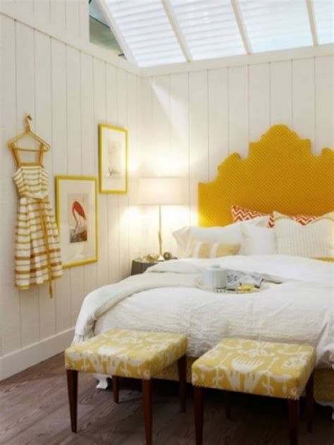 sunny bedrooms sunny yellow accents in bedrooms 49 stylish ideas digsdigs