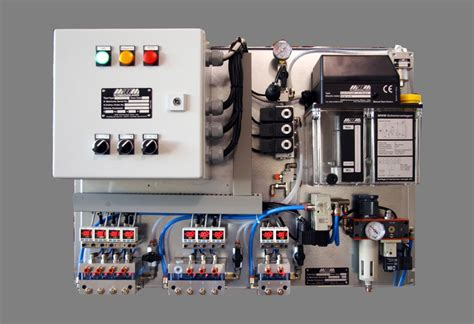 plc test bench zt pro lubrication system for spindle test benches mwm