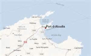 guide urbain de port d alcudia