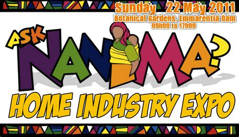 things to do in joburg ask nanima ask nanima home industry expo ask nanima