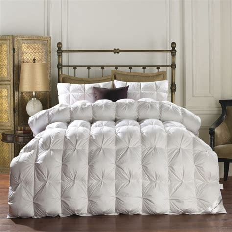100 Goose Comforter by 100 White Duck Goose Winter Quilt Comforter Blanket