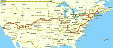 us map routes maps us map routes