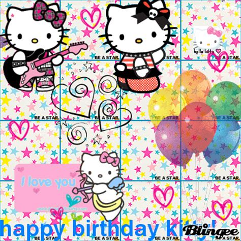 imagenes de kitty feliz cumple feliz cumplea 241 os kitty fotograf 237 a 99960520 blingee com