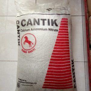 Pupuk Boron Cap Kuda Sakti pupuk cantik 1 zak 50 kg jual tanaman hias