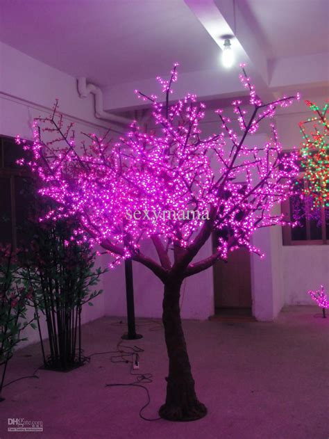 2017 whole sale led tree light chritsmas tree l
