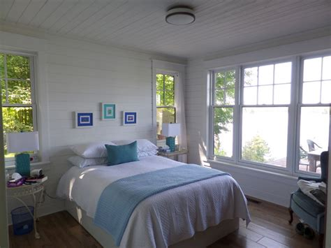 beach look bedrooms cottage beach style bedroom toronto by ridley