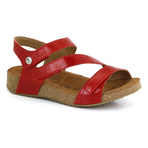 josef seibel womens sandals josef seibel womens tonga 25 velcro sandals at