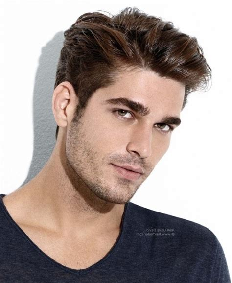 hairstyles short in back and long sides mens hair short back long front mens hairstyles long on