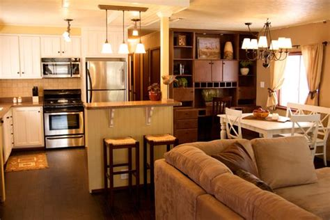10 kitchen decor ideas for your mobile home rental 25 great mobile home room ideas